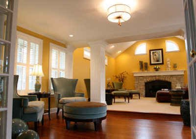 Cardwell living room Michigan Dearborn